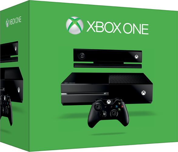 Microsoft XBox One 500 gb + сенсор Kinect 2